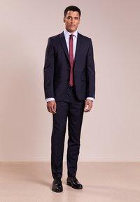 HUGO - HARTLEYS - Pantalon de costume - dark blue - 1