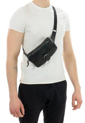 STINA - Across body bag - schwarz