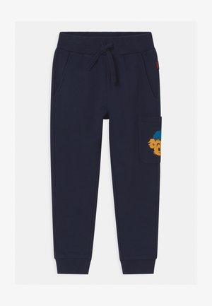 MINI BAMSE - Tracksuit bottoms - navy
