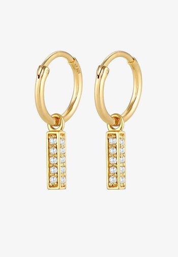 CLASSIC CHIC - Boucles d'oreilles - gold