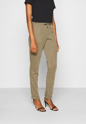 ONLEVITA IRENE LIFE STRING PANT - Trousers - kalamata