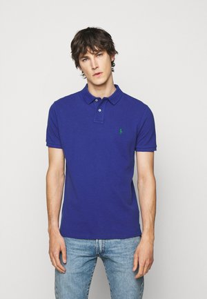 SHORT SLEEVE - Polo - bright navy