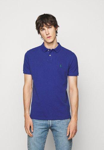 Polo shirt - bright navy