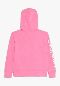 GAP - GIRLS - Zip-up hoodie - neon malibu pink - 1