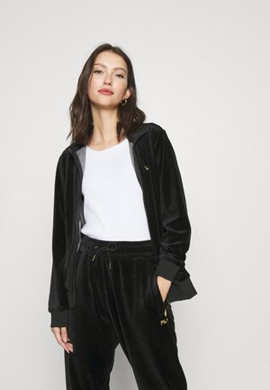 BELLUNA TRACK JACKET - Lehká bunda - black