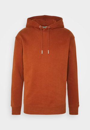 Hoodie - goji orange