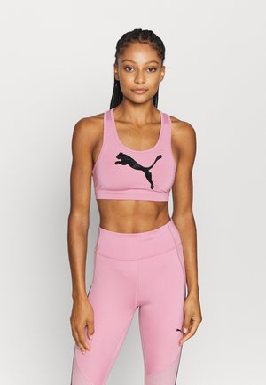 4KEEPS BRA - Sports bra - foxglove/pearl pack