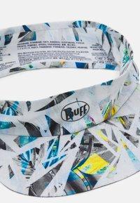 Buff - PACK RUN VISOR PATTERNED UNISEX - Casquette - ipe white - 4
