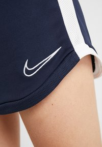Nike Performance - DRI FIT ACADEMY - Sports shorts - obsidian/white - 4