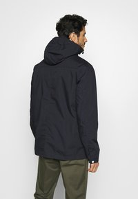 Solid - JACKET HUNT - Summer jacket - dark blue - 2