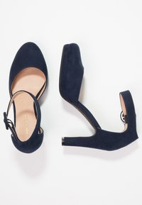 Anna Field - High heels - dark blue - 3