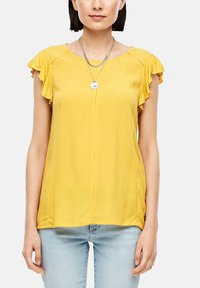 s.Oliver - Blouse - yellow - 0