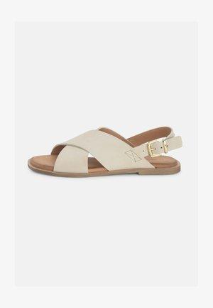 Sandals - antelope