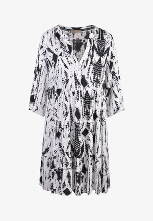 Day dress - black print