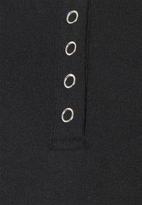 Cotton On - MATERNITY HENLEY SLEEVELESS TANK 3 PACK - Top - black - 3