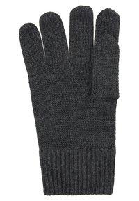 Tommy Hilfiger - GLOVES - Fingerhandschuh - grey - 2