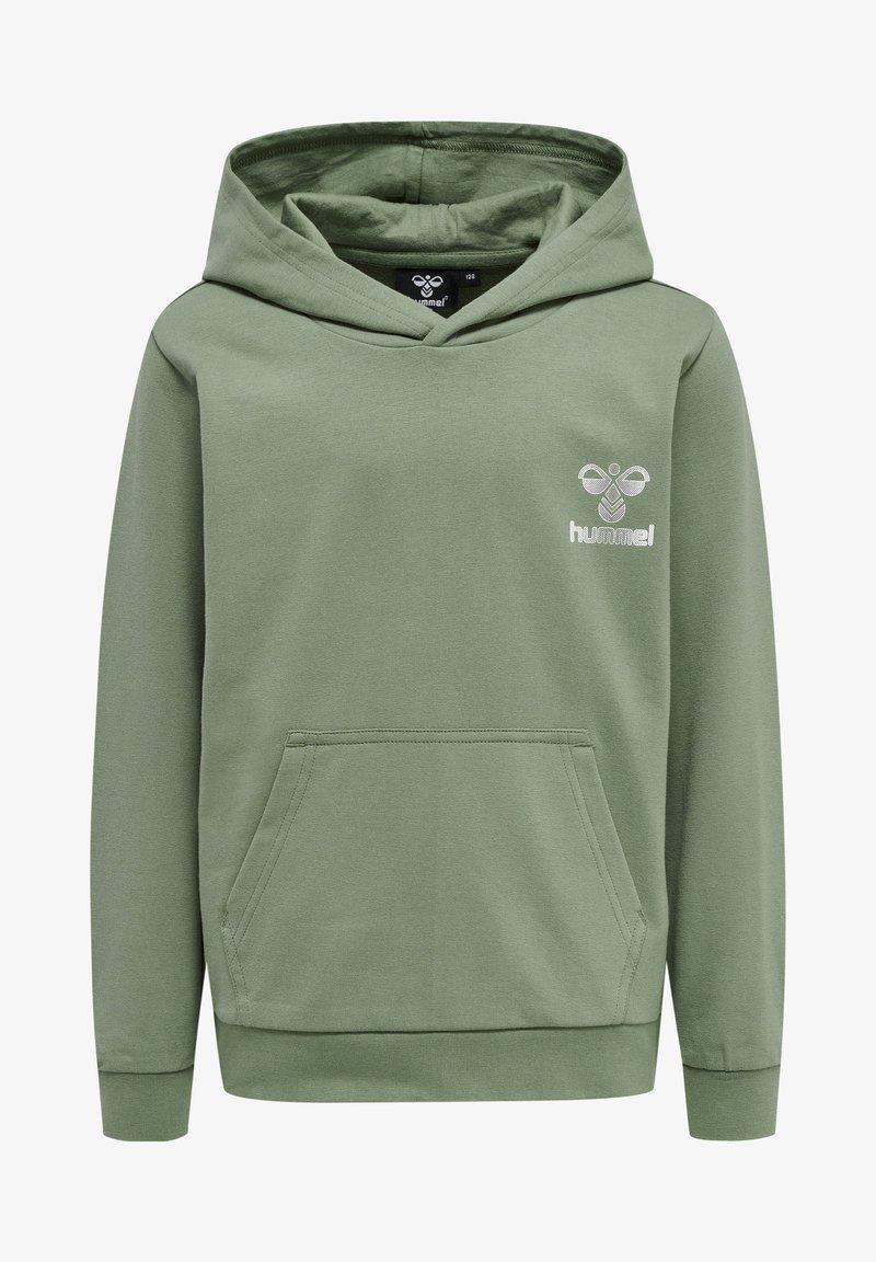 Hummel - Hoodie - light green