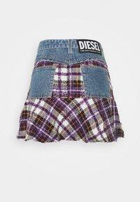 Diesel - O-BETH-BUCLE SKIRT - Mini skirt - multicolour - 1