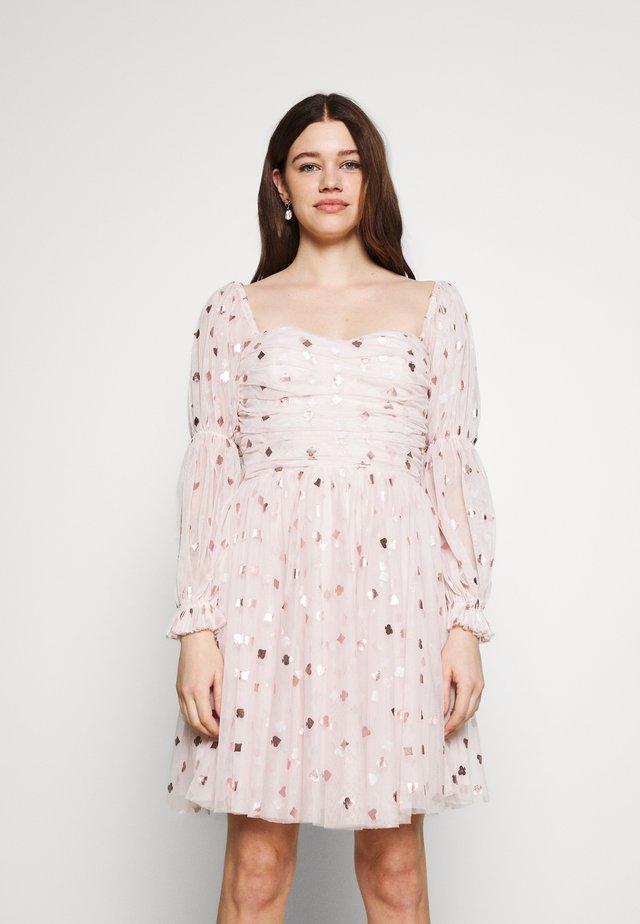 CALENTINA DRESS - Robe de soirée - nude