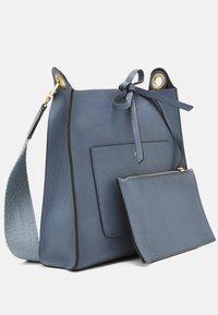 Abro - RAQUEL SET - Across body bag - blueberry - 3