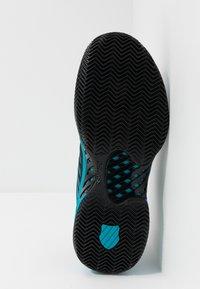 K-SWISS - EXPRESS LIGHT 2 HB - Clay court tennissko - black/algiers blue - 4