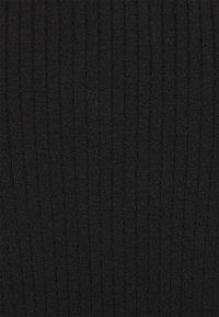 NA-KD - NA-KD X ZALANDO EXCLUSIVE - RIBBED - Top - black - 5