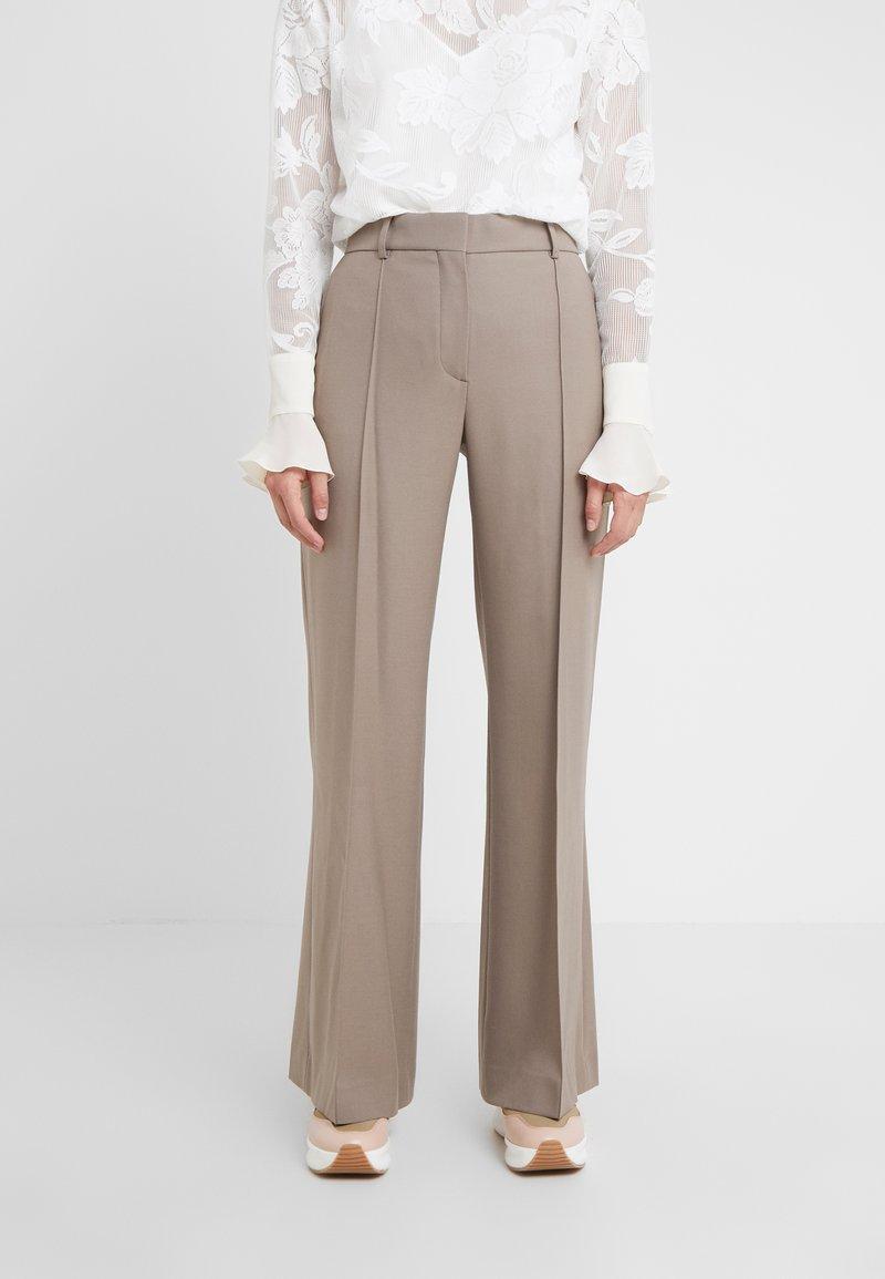 See by Chloé - Spodnie materiałowe - cinder beige