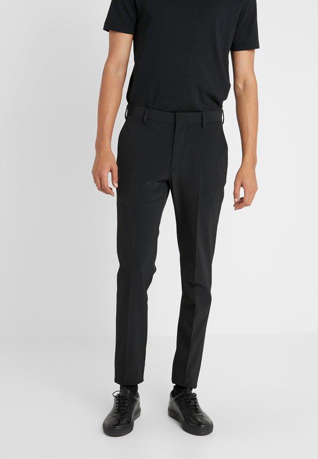 PAYTON - Pantaloni eleganti - black