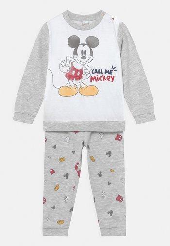 MICKEY - Pijama - grey melange