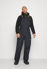 Oakley - GUNN SHELL BIB - Snow pants - blackout - 0