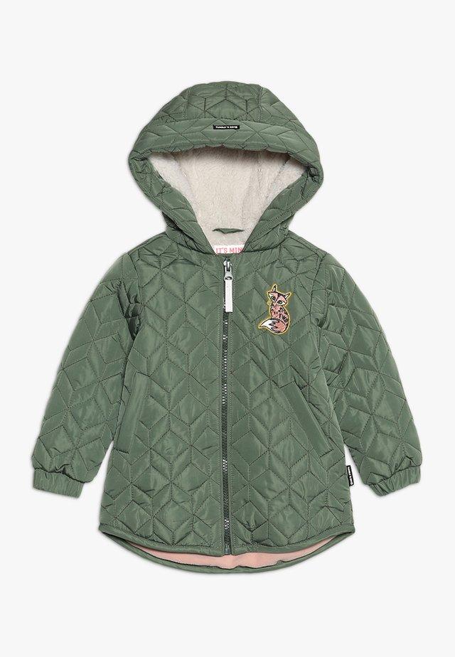 JADA BABY - Zimní kabát - moss green