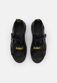 Dr. Martens - PEARSON UNISEX - Sandals - black - 3