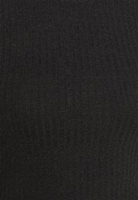 Gina Tricot - KINSLEY - Långärmad tröja - black - 2