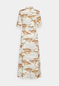 Hofmann Copenhagen - GABRIELLA - Maxi šaty - creme print - 1