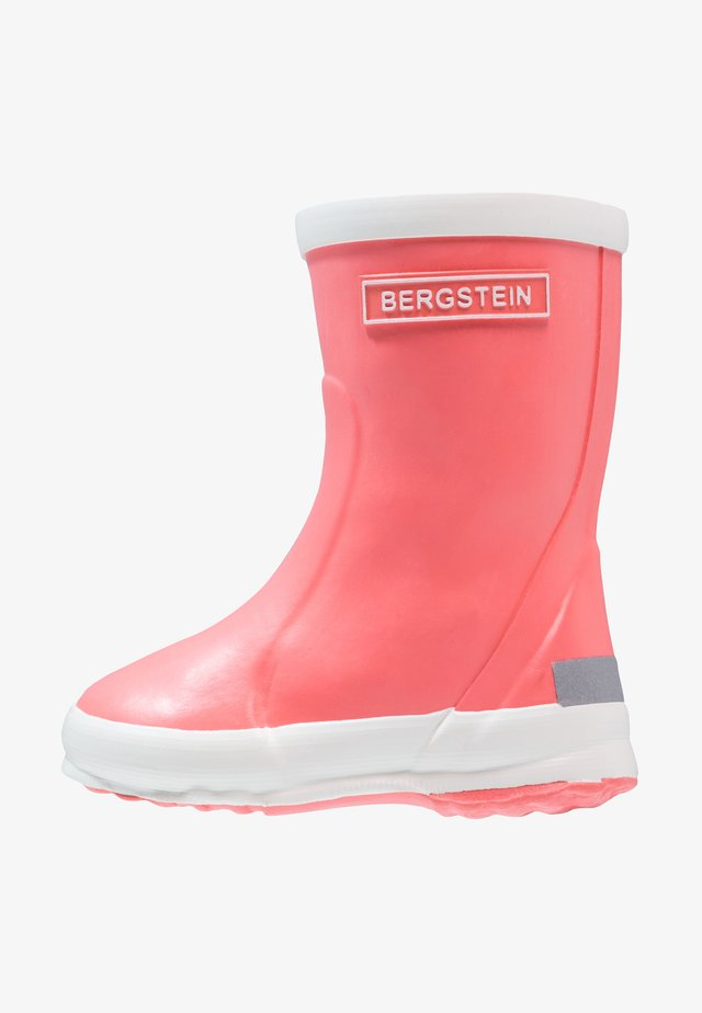 RAINBOOT - Wellies - coral