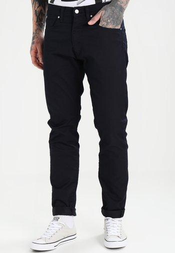VICIOUS PANT LAMAR - Kalhoty - dark navy rinsed