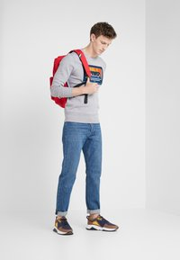 Bricktown - BIG TAPE - Sweatshirt - heather grey - 1