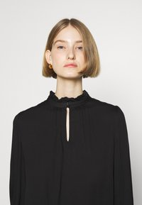 Bruuns Bazaar - BAUMA TINIA SHIRT - Blouse - black - 4