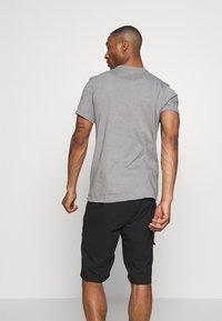Fox Racing - LEGACY HEAD TEE - Print T-shirt - grey - 2