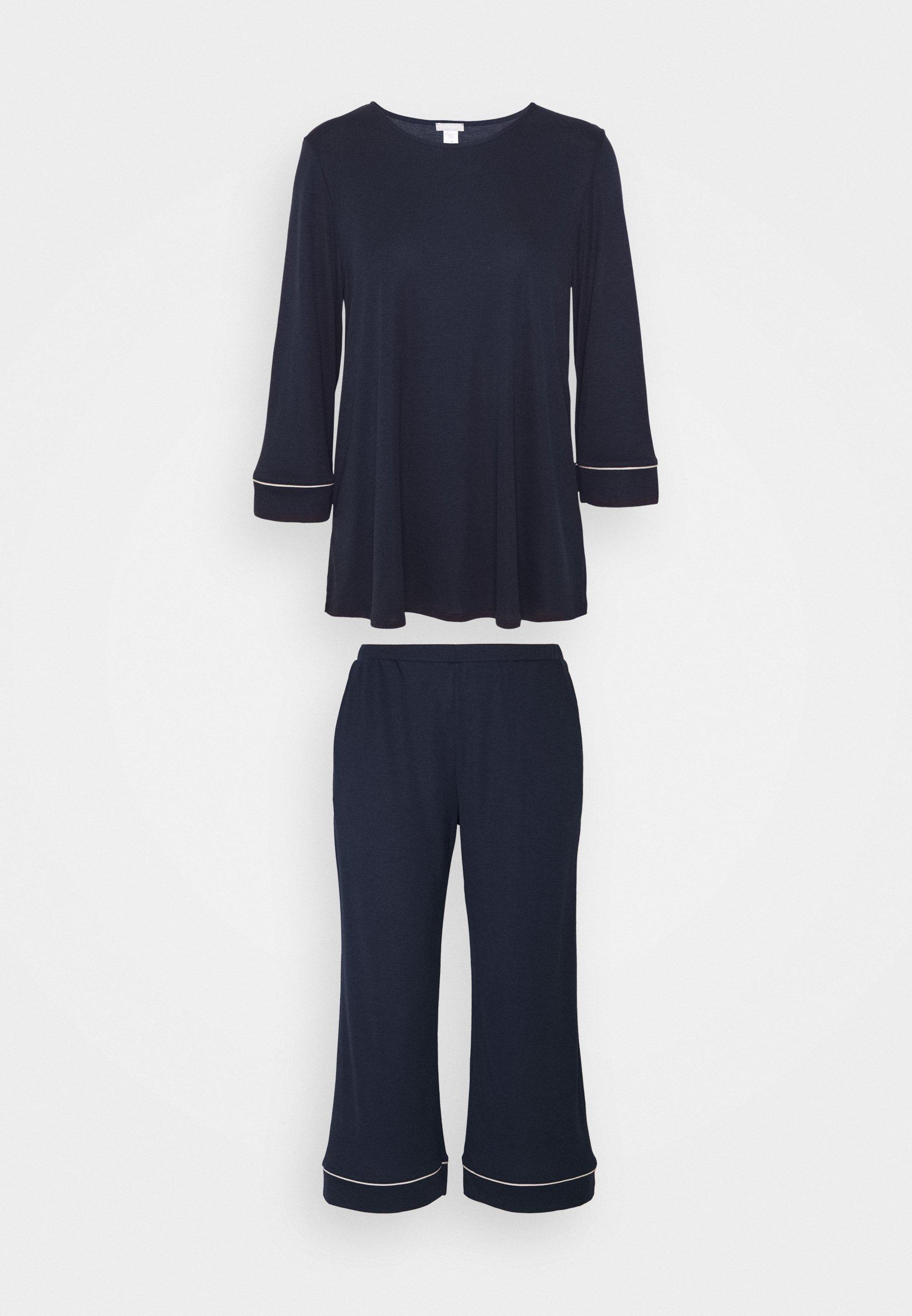 Damer NATURAL COMFORT CROPPED - Pyjamaser