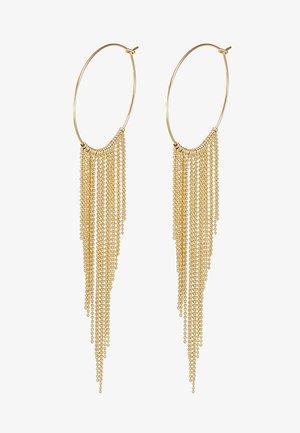 EARRINGS FRIGG - Orecchini - gold-coloured