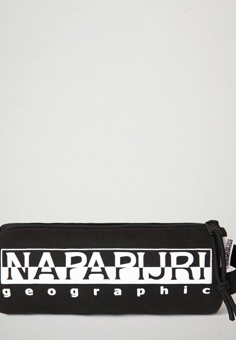 Napapijri - HAPPY  - Pencil case - black