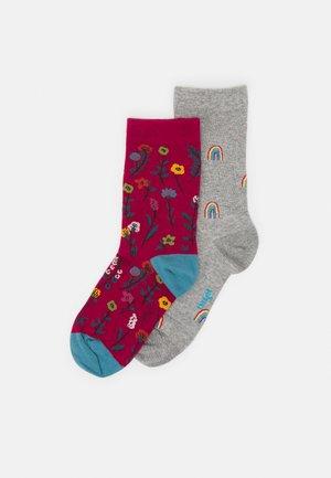 MELLY RAINBOW SOCK 2 PACK - Socks - multi