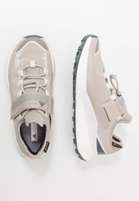 adidas by Stella McCartney - OUTDOOR BOOST - Neutral running shoes - light brown/footwear white - 1