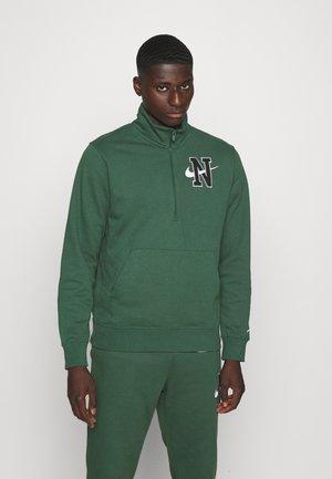 Sweatshirt - noble green