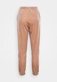 Pieces - PCGIGI PANTS - Joggebukse - misty rose - 1