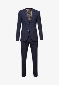 Ben Sherman Tailoring - MIDNIGHT FLECK SUIT - Kostym - navy - 7