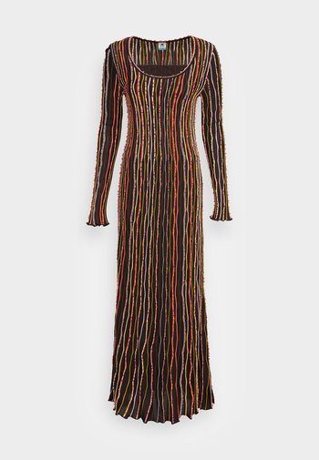 LONG DRESS - Jumper dress - carob