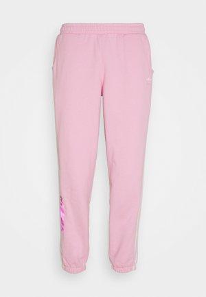 NINJA PANT UNISEX - Pantalon de survêtement - true pink