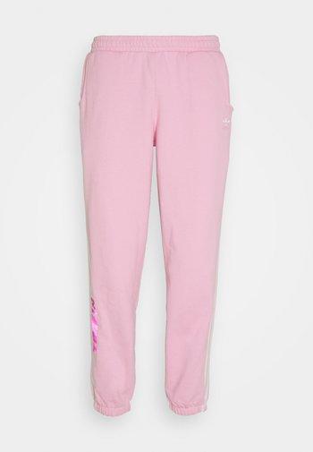 NINJA PANT UNISEX - Pantaloni sportivi - true pink
